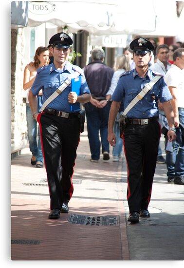 Due Carabinieri by phil decocco