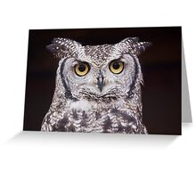 Big Eyes Greeting Card
