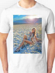 Jade on the Salt Flats T-Shirt