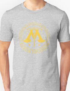 AUROR DIVISION Seal - gold - (Harry Potter) Unisex T-Shirt