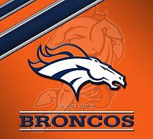 Denver Broncos by mandanda4ever