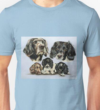 Lester family portrait! Unisex T-Shirt