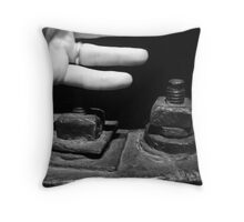 attachment Throw Pillow