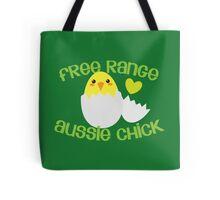 Free range Aussie Chick (Australian woman) Tote Bag