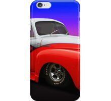 Low Down iPhone Case/Skin