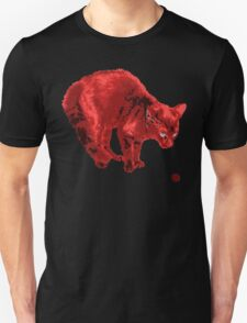 Red Cat T-Shirt