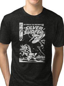 SILVER SURFER- JOHN BUSCEMA Tri-blend T-Shirt