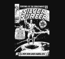 SILVER SURFER- JOHN BUSCEMA by ATOMICBRAIN