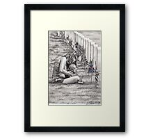 This is your Son Framed Print