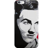 Ed Wood acrylic on canvas iPhone Case/Skin
