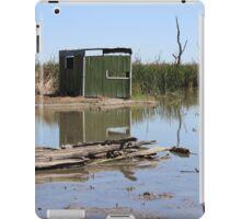 Gwydir Wetlands SCA Bird Hide iPad Case/Skin