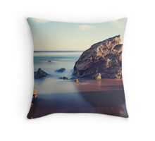 As The Sun Set Throw Pillow