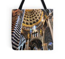 Siena Cathedral. Interior Tote Bag