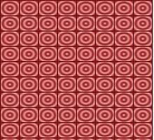 Red Circles Pattern by xorbah