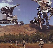 """""""Jihad Megabotz....."""" by atomikboy"""