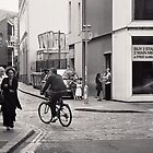 Skipper Street Junction, Belfast by esquiresque