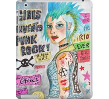 I Am Free iPad Case/Skin