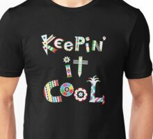 Keep'n It Cool - on dark T-Shirt