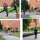 Changing the Guards at the Kremlin by Braedene