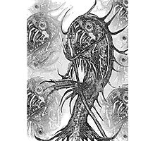 Monster of the Deep Photographic Print