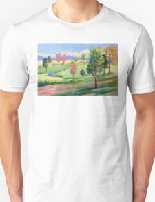Tamborine Mountain Golf Course  Unisex T-Shirt