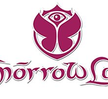 tomorrowland logo by claxime0720