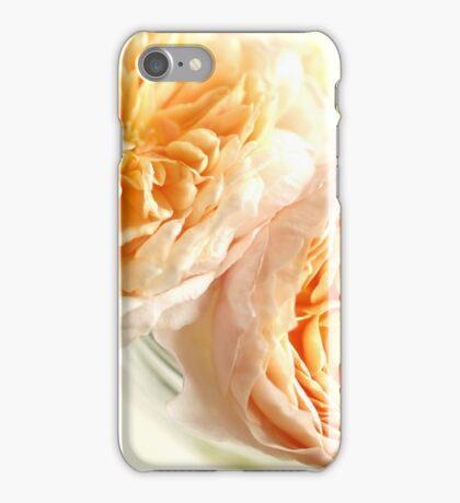 Orange Centrepiece iPhone Case/Skin