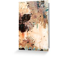 Desert Symphony Greeting Card