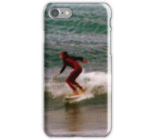 Retro Surf iPhone Case/Skin