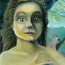 Pandora, More Davol White Paintings by Davol White