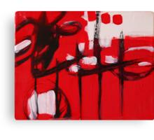 Rhythm 3 Canvas Print