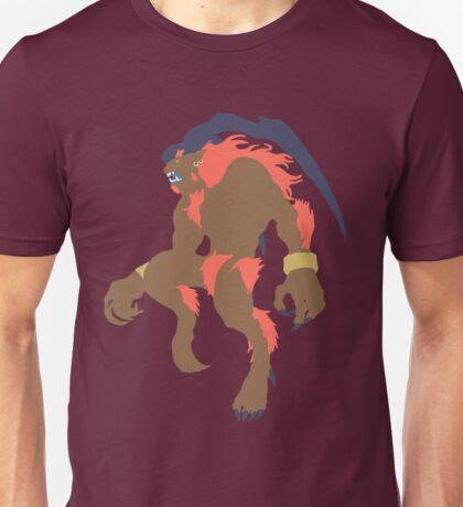 Ifrit Final Fantasy 8 Unisex T-Shirt