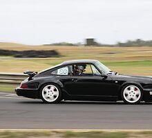 PORSCHE 964 RS - SANDOWN  by Ian Nichols