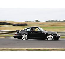 PORSCHE 964 RS - SANDOWN  Photographic Print