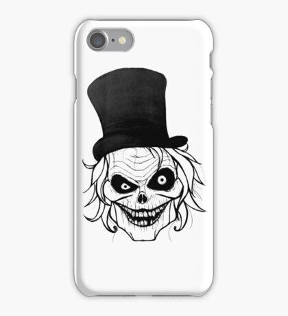 Hatbox Ghost iPhone Case/Skin