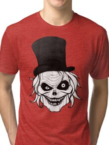 Hatbox Ghost Tri-blend T-Shirt
