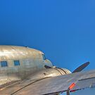 DC-3 by Bill Wetmore