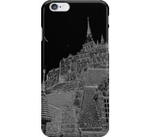 Mont Saint Michel iPhone Case/Skin