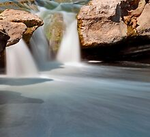Mckinney Upper Falls by Nick Conde-Dudding