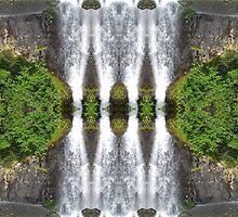 Totem Falls by spiritahgraphy