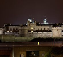 The Tower of London by Alexander Davydov