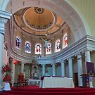 Sacred Heart Basilica by Werner Padarin