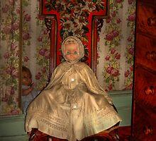 A Bedroom Corner ~ Monte Cristo by Rosalie Dale
