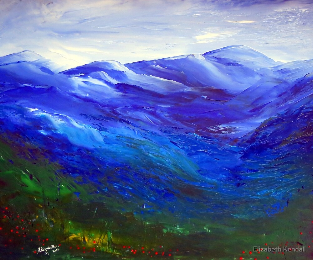 The Dragon Mountain by Elizabeth Kendall
