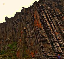 Rock Wall by Ben Mattner