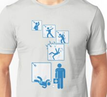 Singing in the Shower is DANGEROUS Unisex T-Shirt