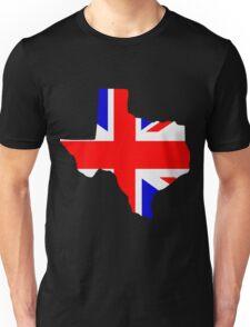 British Texas Unisex T-Shirt