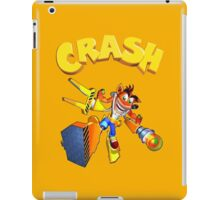 Crash Bandicoot - Wrath Of Cortex  iPad Case/Skin