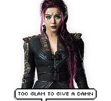Blink - Too Glam to Give a Damn by redroseses