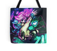 Kissed by a ghost Tote Bag